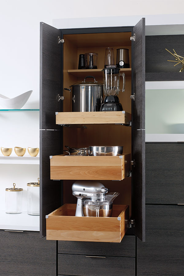 kitchen cupboard interior fittings pantry top unit diamond cabinetry 2725