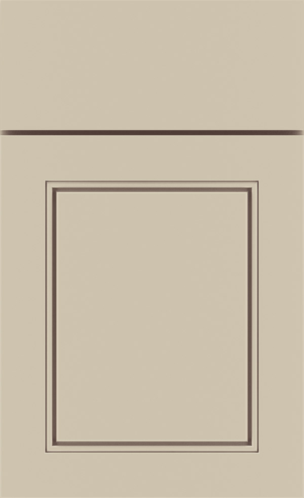 Egret Cabinet Paint On Maple Diamond Cabinetry