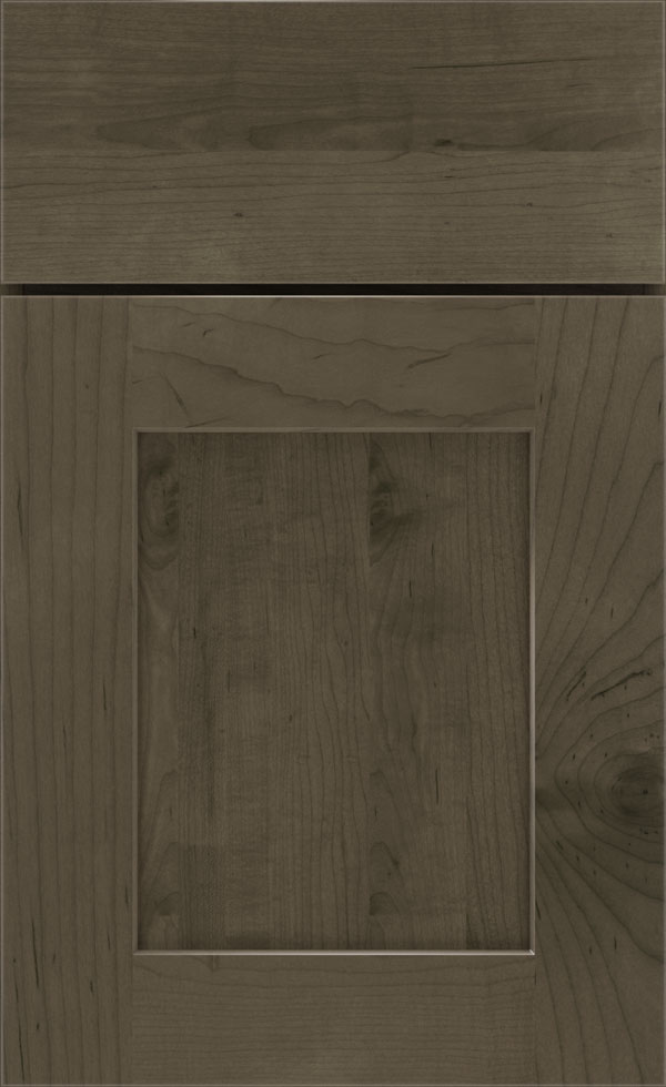 Grizzly Cabinet Finish On Maple Diamond Cabinetry