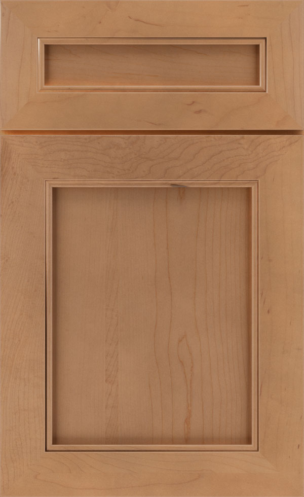 Julien - Shaker Flat Panel Cabinet Door Style - Diamond