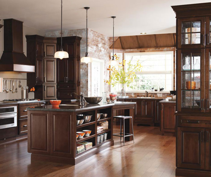 Kitchen Colors With Dark Cabinets: Black Kitchen Cabinets