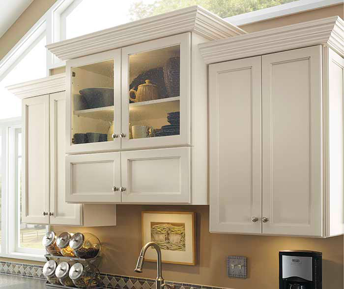 ... Painted Kitchen Cabinets By Diamond Cabinetry ...