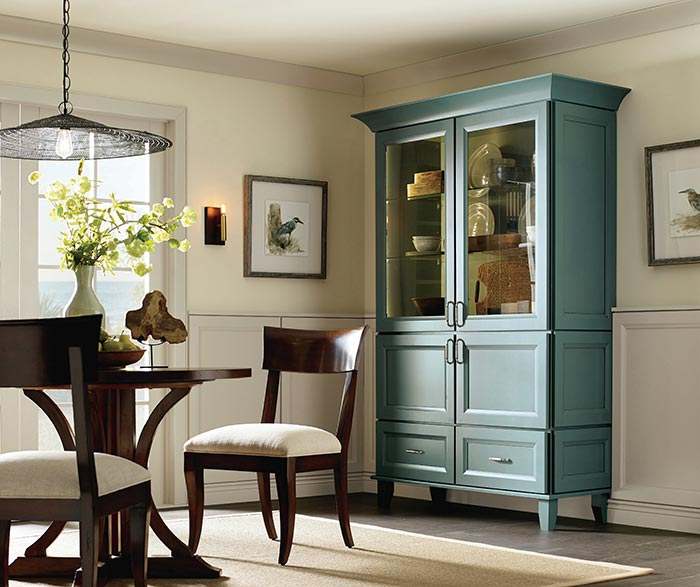 Wells Dining Room Storage Cabinet In Maple Oasis ...