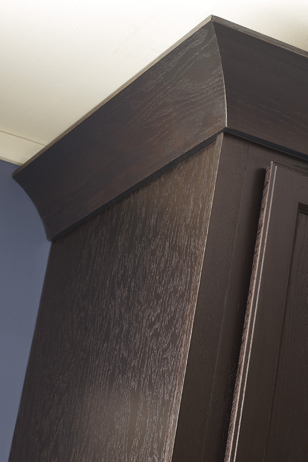 Cove Crown Moulding - Diamond Cabinetry