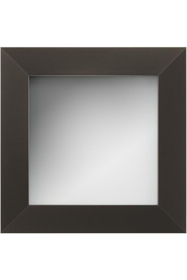 Aluminum Frame Cabinet Door In Oil Rubbed Bronze Diamond