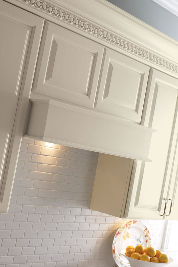 4WoodHoodMCocAret & Wood Hood Canopy Square - Diamond Cabinetry