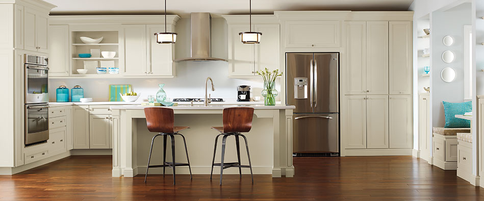 Charmant Leeton Kitchen Cabinets In Maple Coconut
